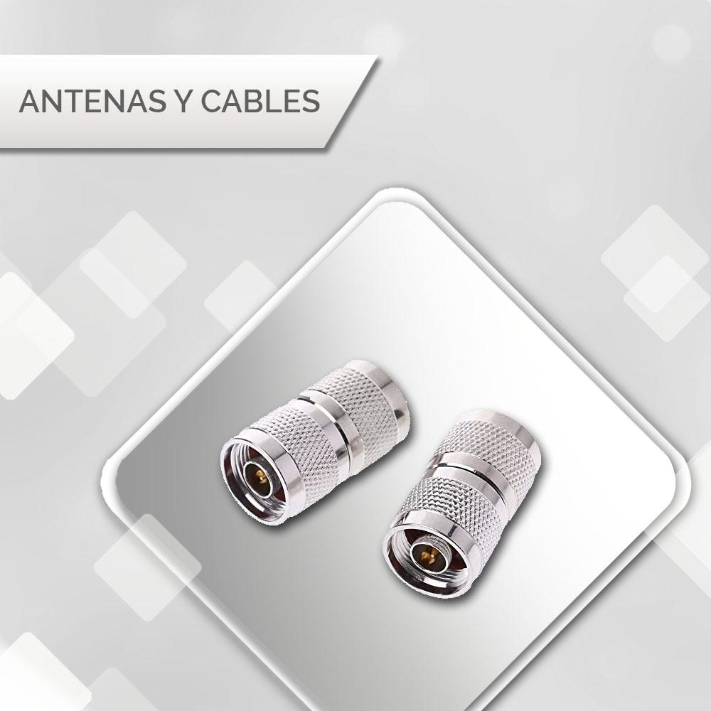 Antenas y cables
